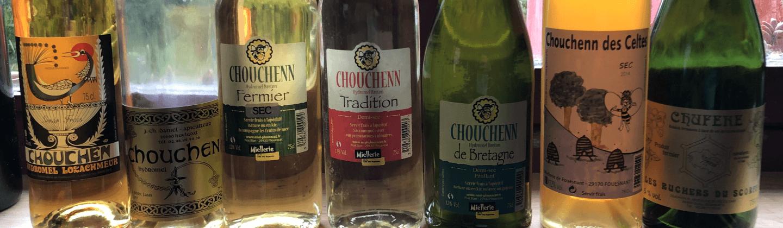 Lambig, cidres et chouchen bretons sont l'objet de différents procédés d'élaboration